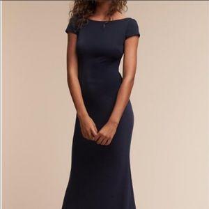 BHLDN Navy Dress size 10